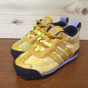 Adidas Originals Daroga Toddler Sneakers Lakers